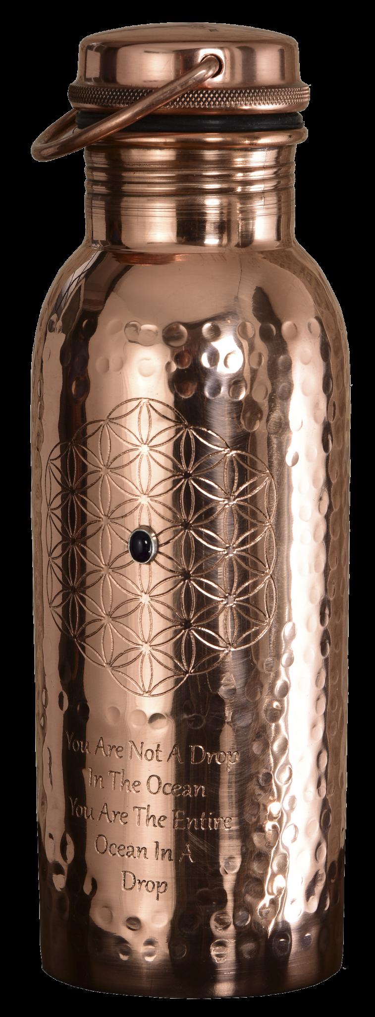 Rumi Copper Bottle